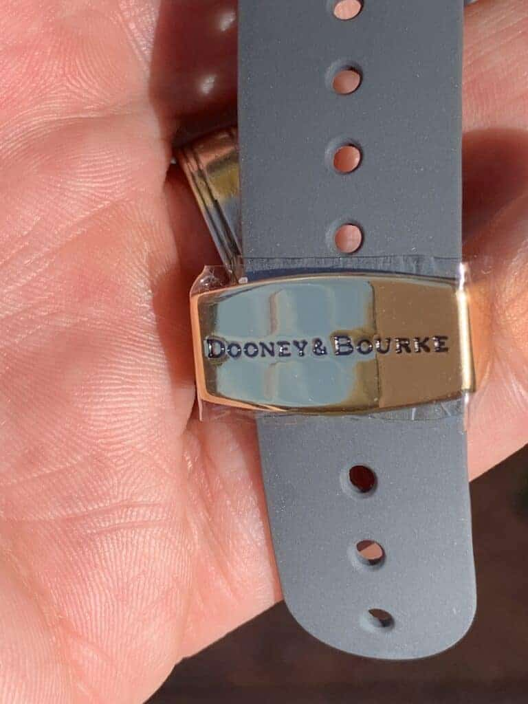 Disney Park Life MagicBand (strap) by Dooney & Bourke