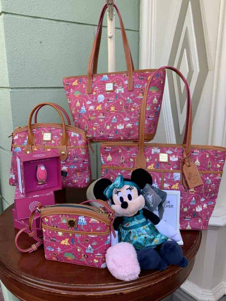Disney Park Life Collection by Dooney & Bourke