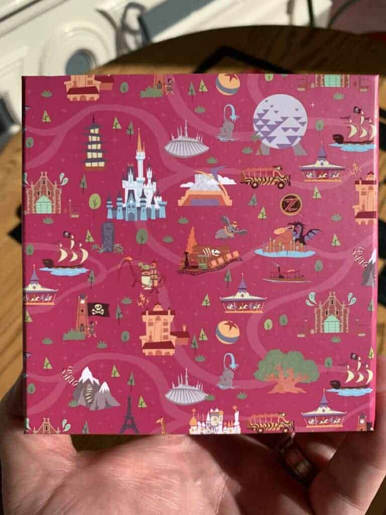 Disney Park Life MagicBand (box) by Dooney & Bourke