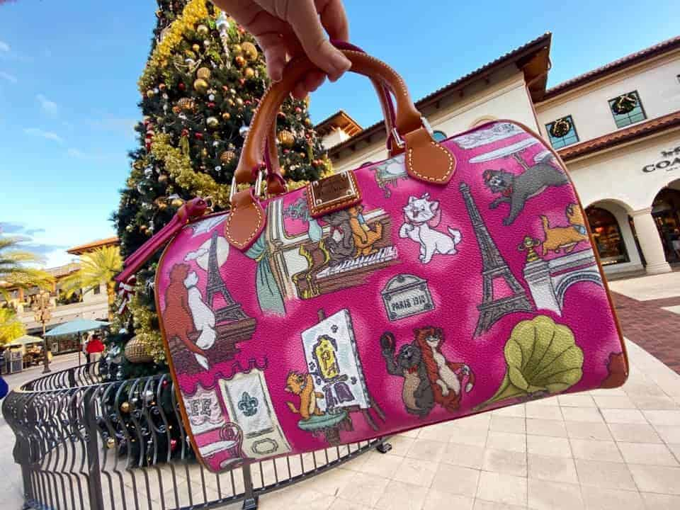 Aristocats Satchel by Dooney & Bourke
