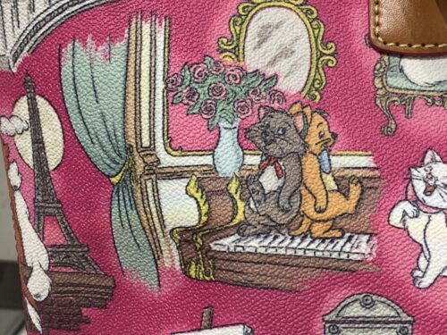 Aristocats Collection (Berlioz and Toulouse close up) by Dooney & Bourke
