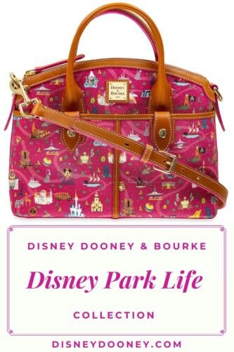 Pin me - Disney Dooney and Bourke Disney Park Life Collection