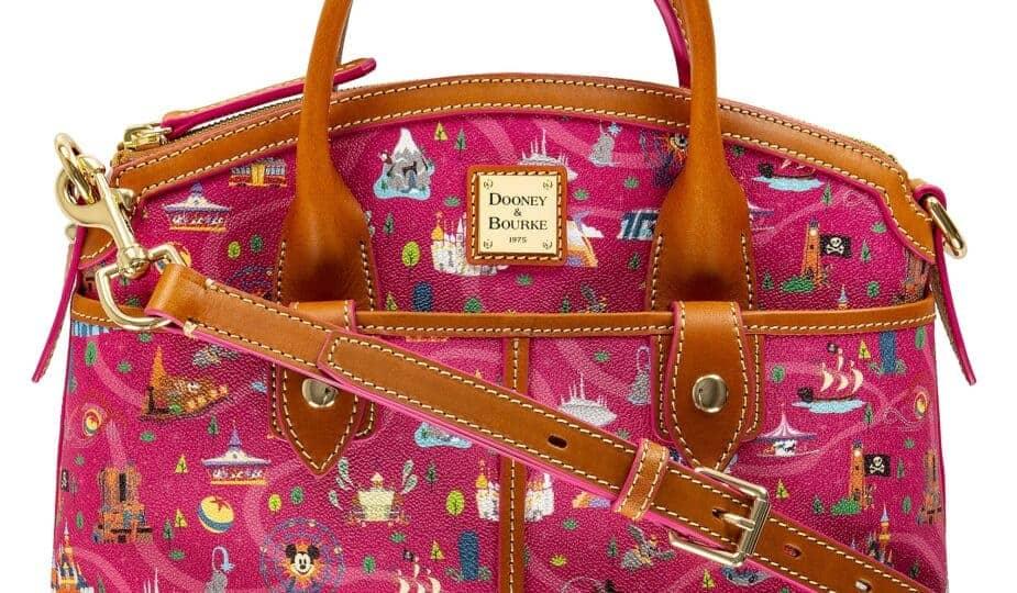 Disney Park Life Satchel by Dooney & Bourke