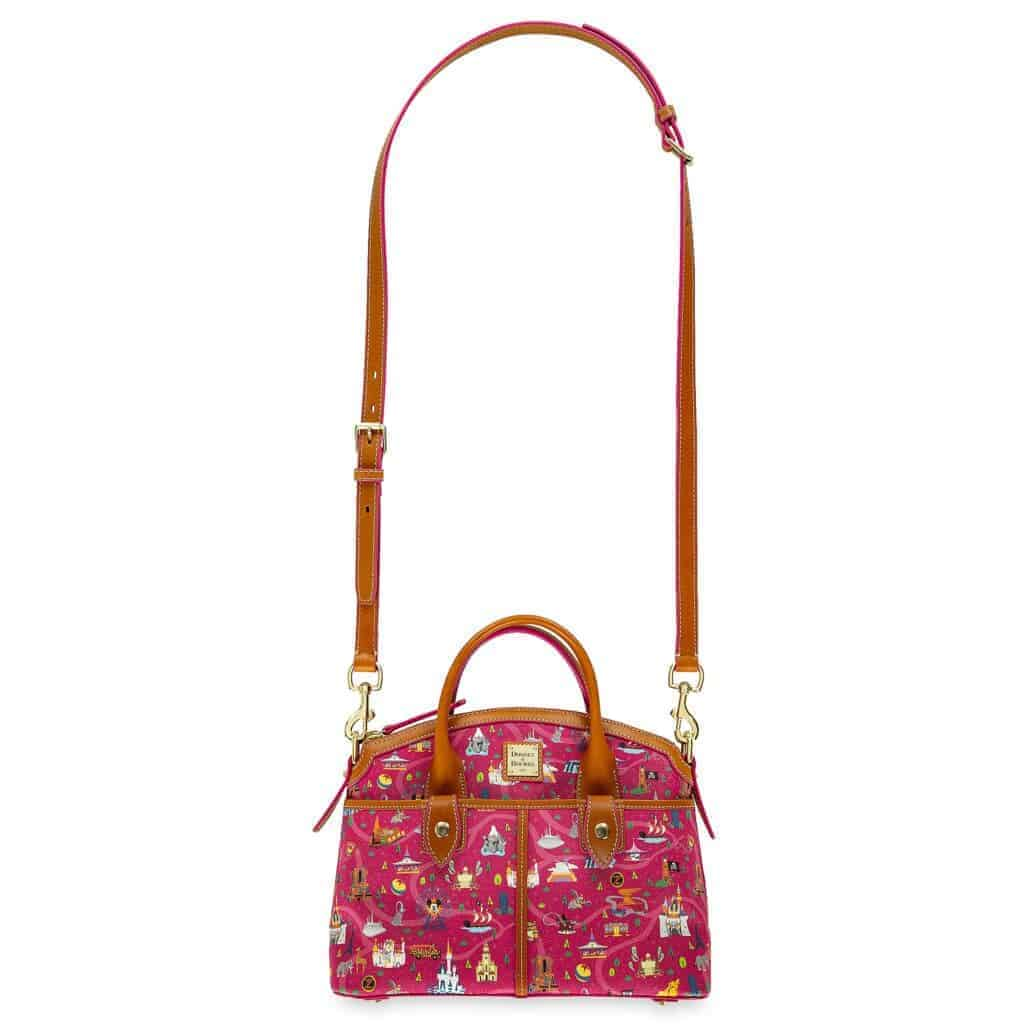 Disney Park Life Satchel (strap) by Dooney & Bourke