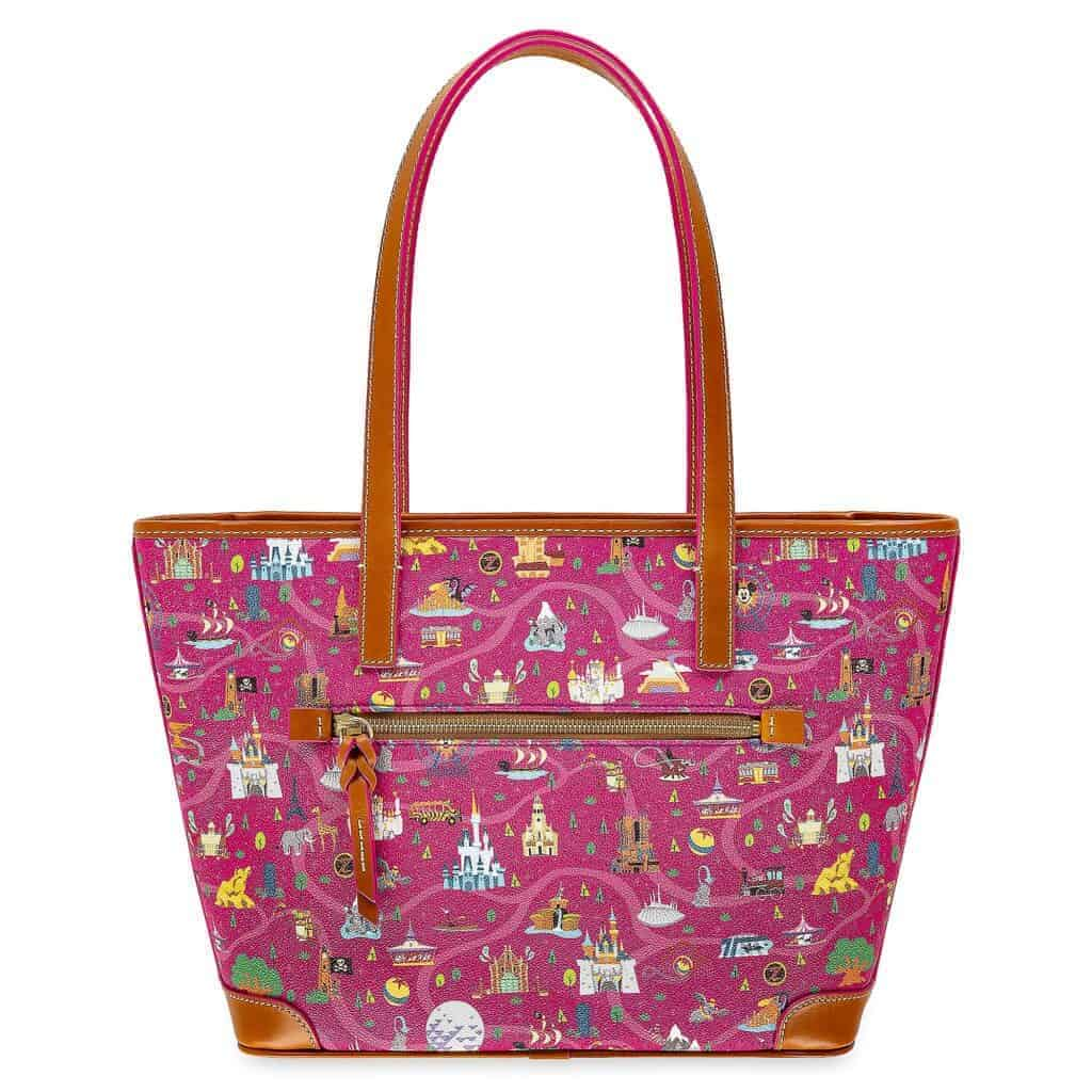 Disney Park Life Tote (back) by Dooney & Bourke