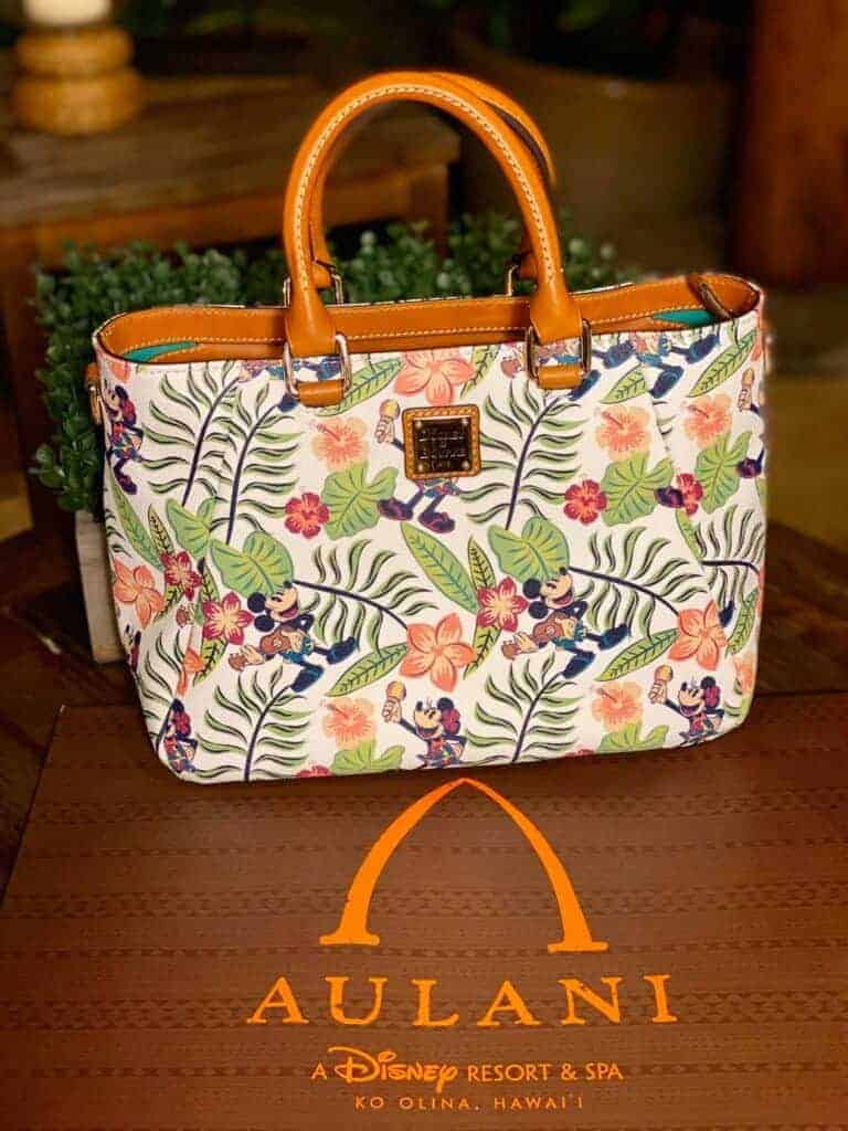 Aulani Paradise Vibes Mini Shopper Tote by Dooney & Bourke