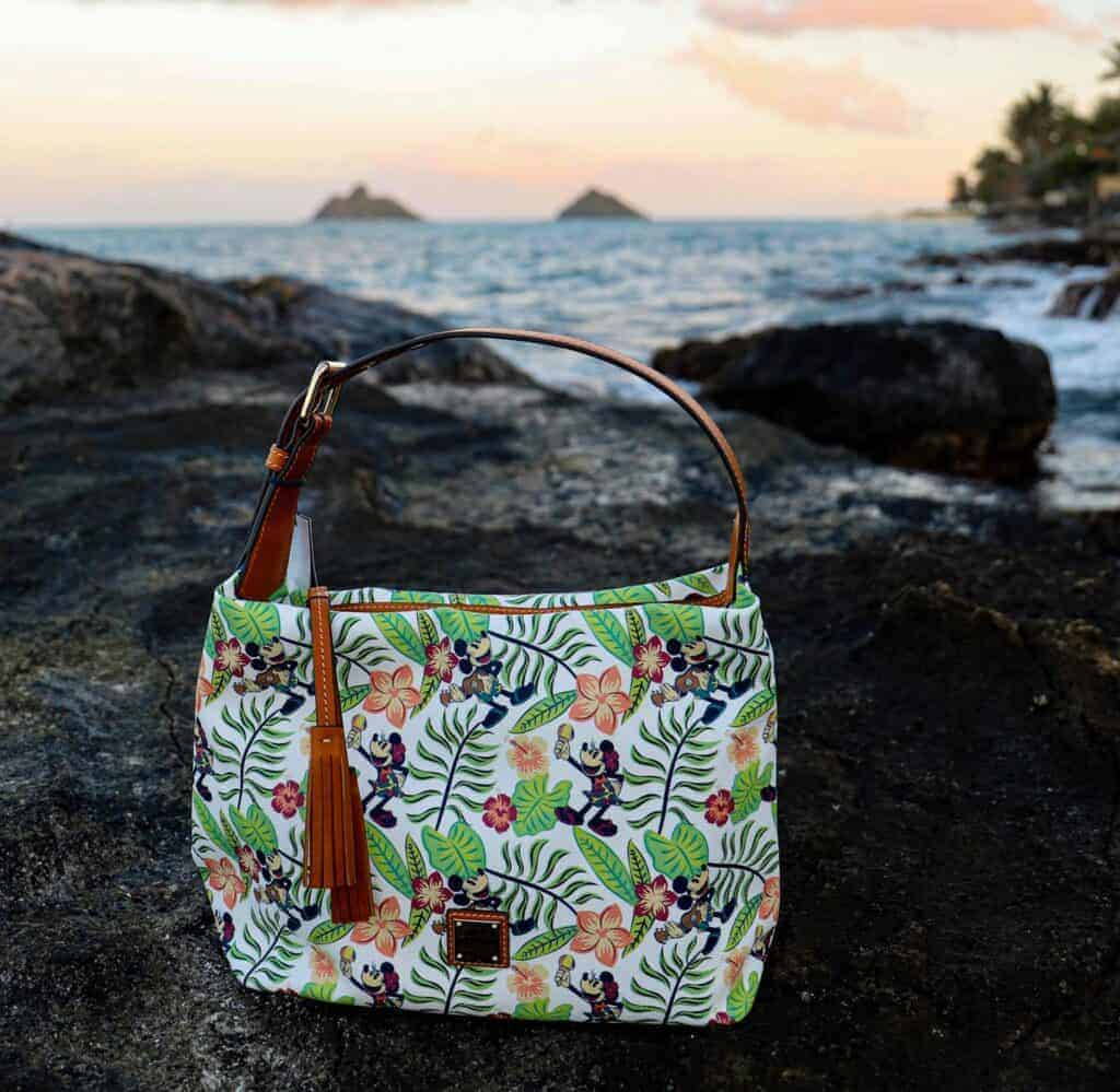 Aulani Paradise Vibes Paige Sac Hobo by Dooney & Bourke
