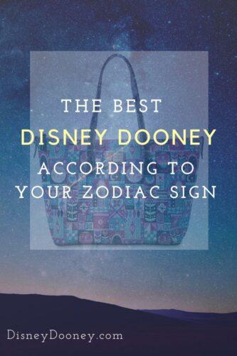 Pin me - Best Disney Dooney & Bourke According to Your Zodiac Sign