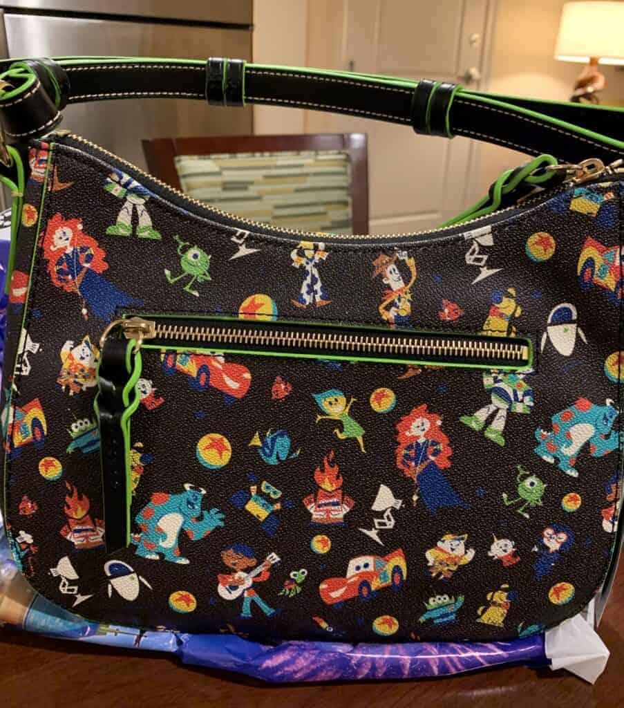 Pixar 2020 Dooney & Bourke Hobo Bag (back)