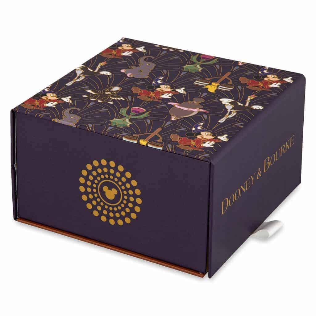 Fantasia 80th Anniversary MagicBand 2 (closed box) by Dooney & Bourke