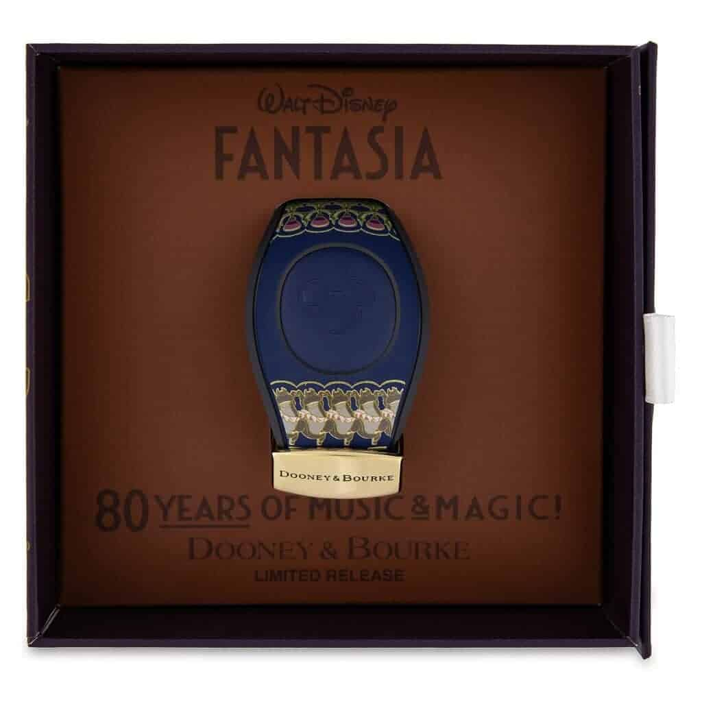 Fantasia 80th Anniversary MagicBand 2 (in box) by Dooney & Bourke