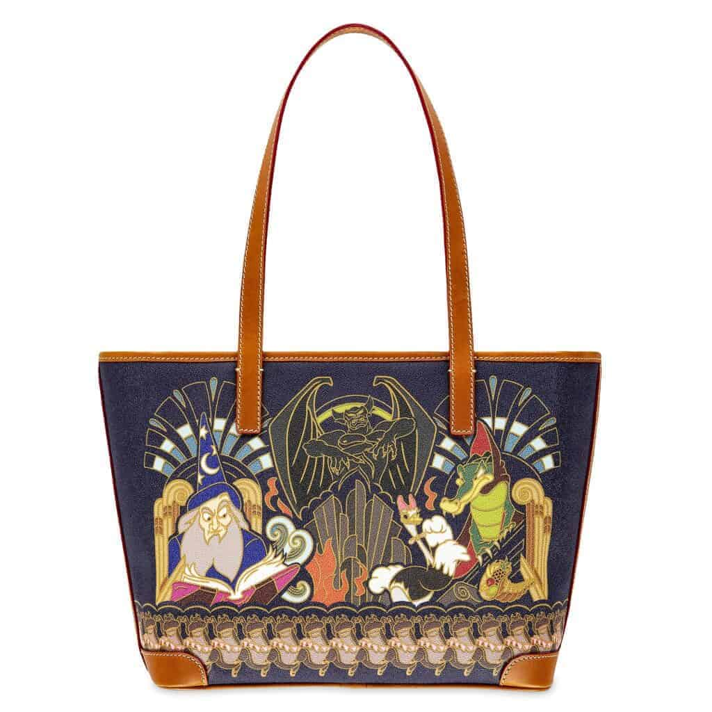 Fantasia 80th Anniversary Tote (back) by Dooney & Bourke