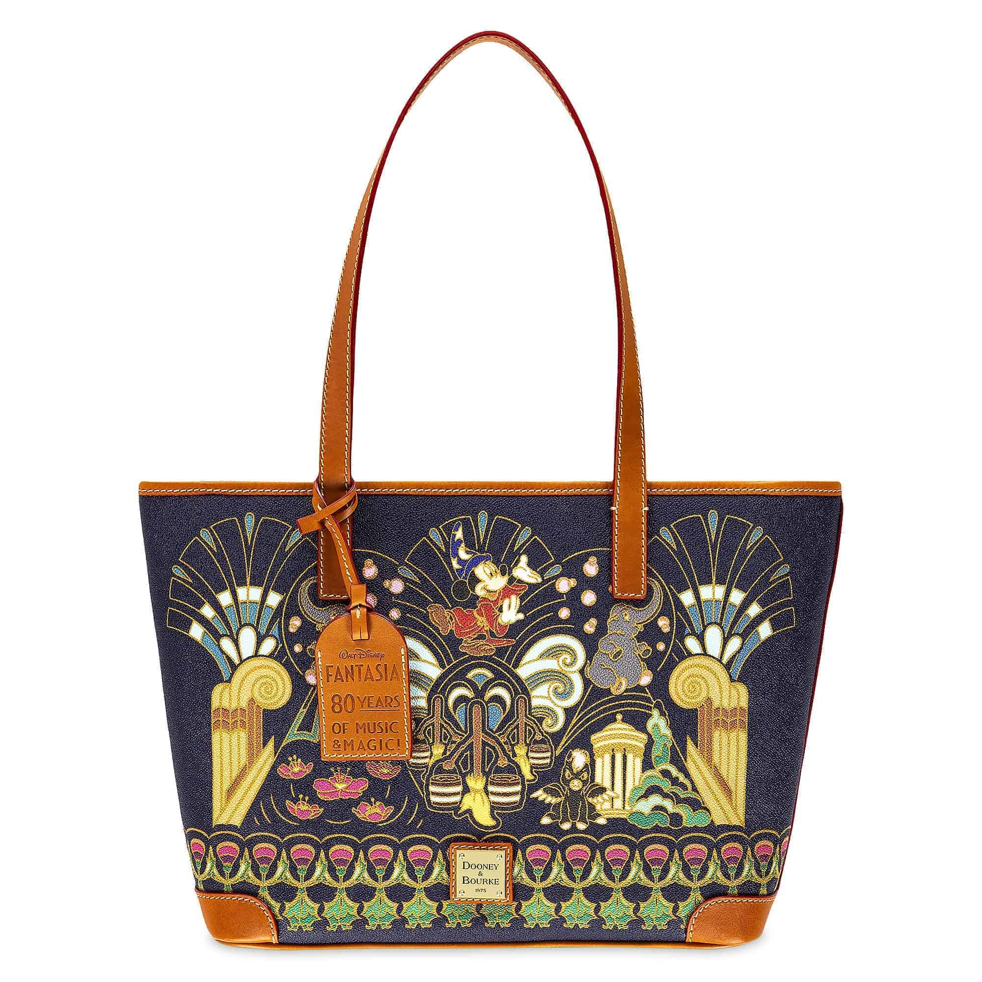 Fantasia 80th Anniversary Tote by Dooney & Bourke