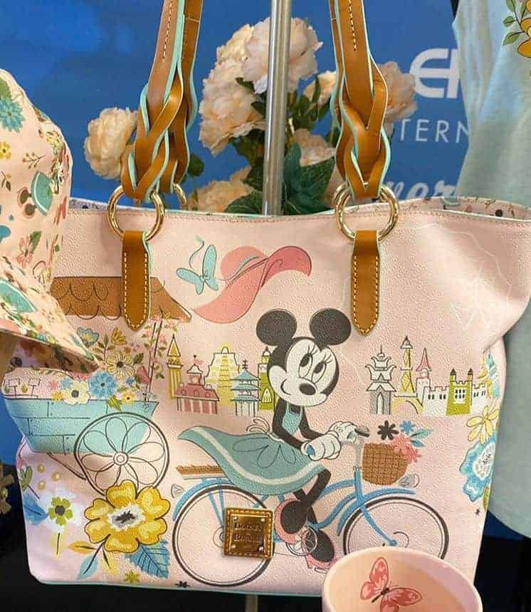 Flower and Garden Festival 2020 Tote by Dooney & Bourke