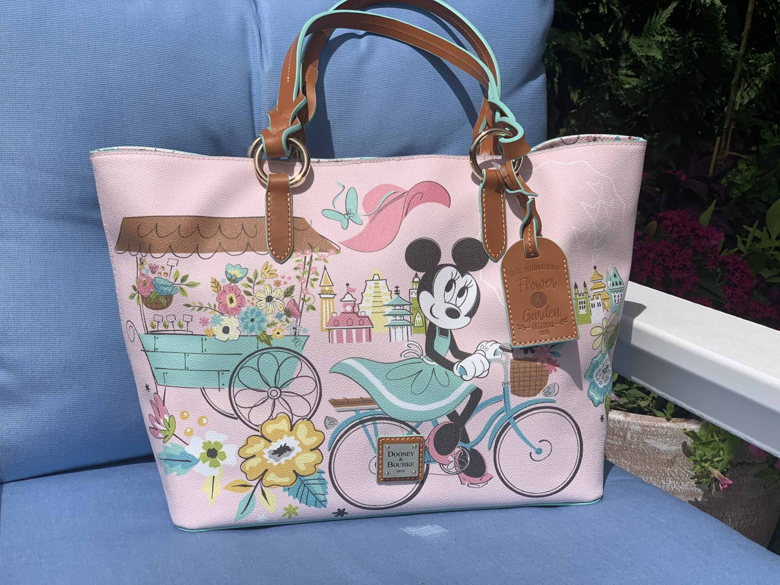 Flower and Garden Festival 2020 Minnie Mouse Tote