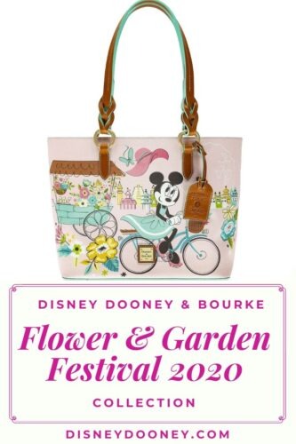 Pin me - Disney Dooney and Bourke Flower and Garden Festival 2020 Collection