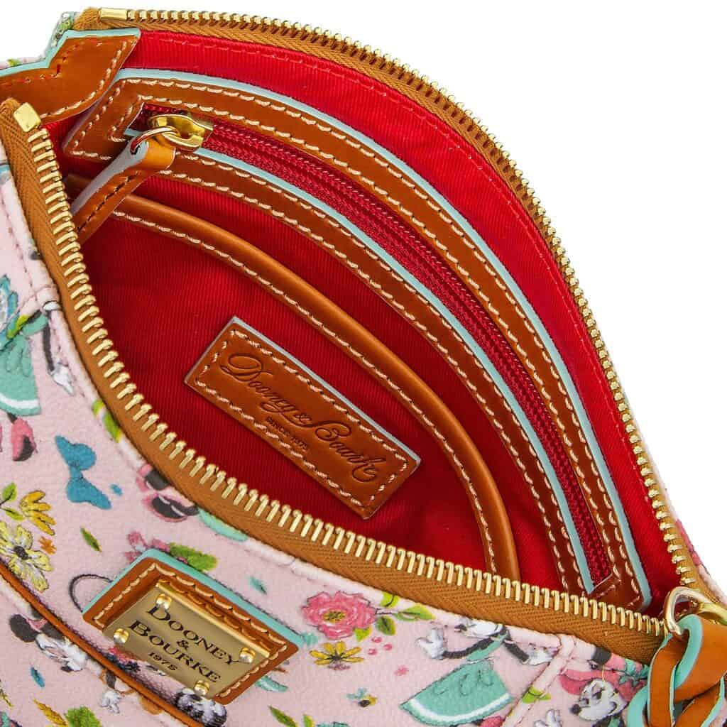 Flower and Garden Festival 2020 Crossbody (open) by Dooney & Bourke