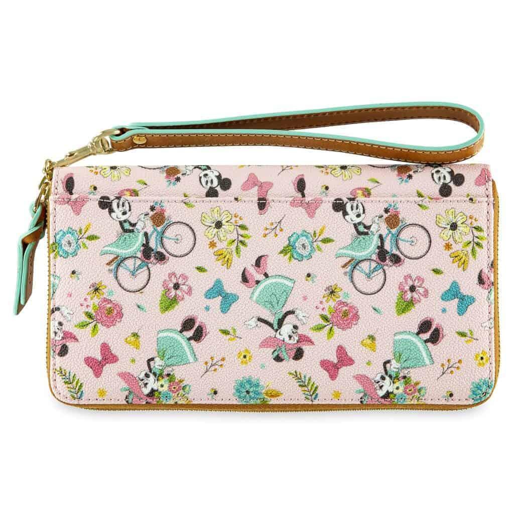 Flower and Garden Festival 2020 Wallet (back) by Dooney & Bourke
