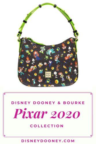 Pin me - Disney Dooney and Bourke Pixar 2020 Collection
