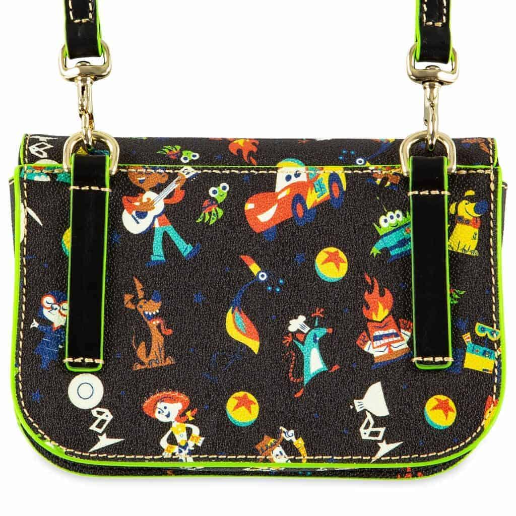 Pixar Crossbody Bag (back) by Dooney & Bourke