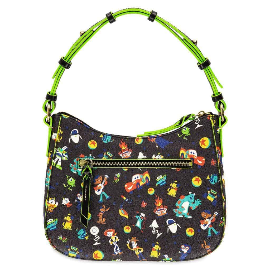 Pixar Hobo Bag (back) by Dooney & Bourke