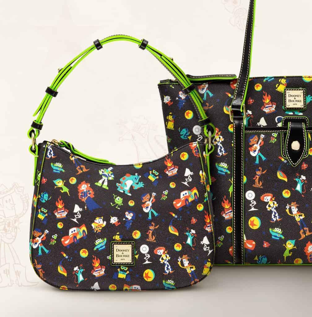Pixar 2020 Tote and Hobo Bag by Dooney & Bourke