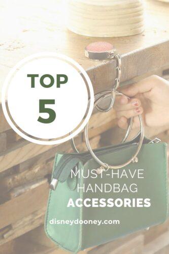 Pin me - Top 5 Must-Have Handbag Accessories
