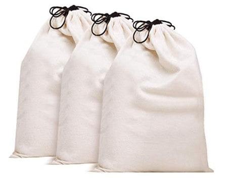 Cotton Purse Dust Covers
