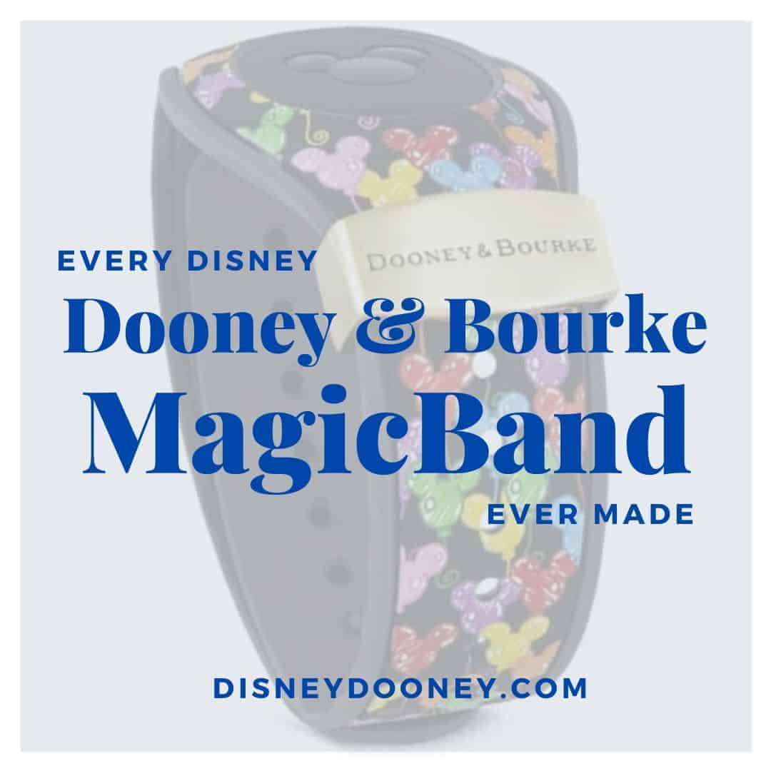 Every Dooney & Bourke MagicBand Ever Made