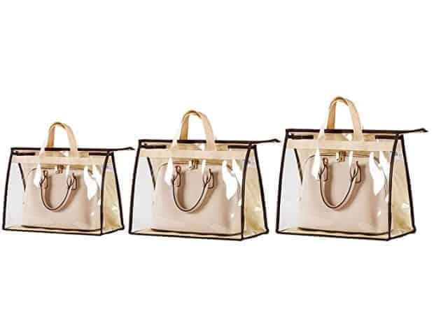 PVC Dust Bag for Handbag Storage