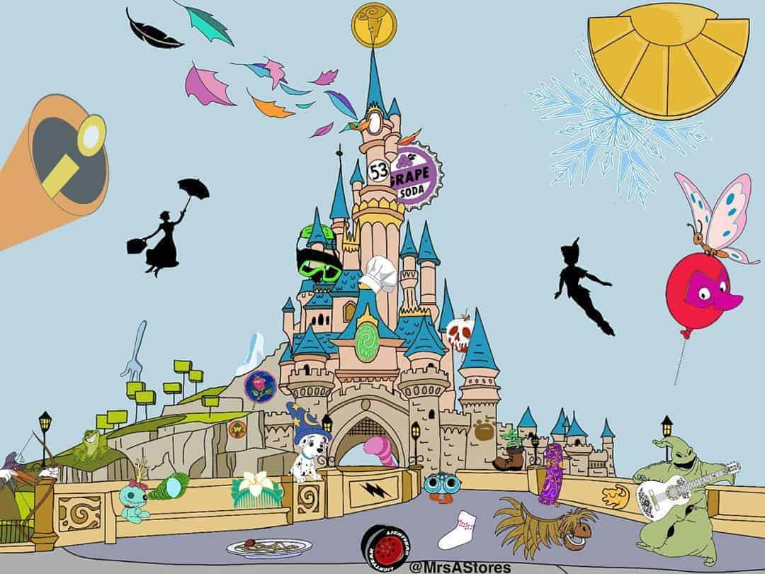 41 Disney Movies in 1 Picture