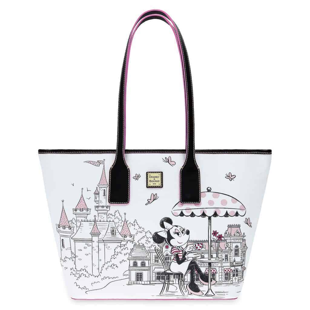 Minnie Mouse Disney Parks Tote by Dooney & Bourke