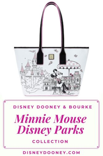 Pin me - Disney Dooney and Bourke Minnie Mouse Disney Parks Collection