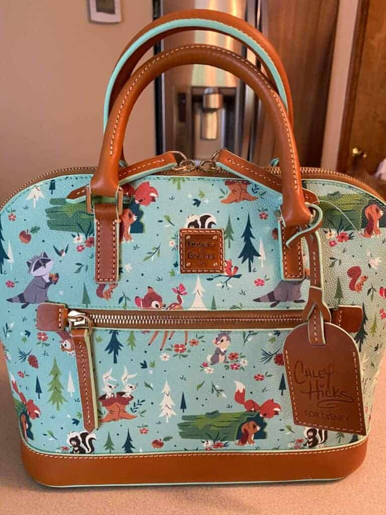 Bambi and Friends (Forest Friends) Satchel by Dooney and Bourke