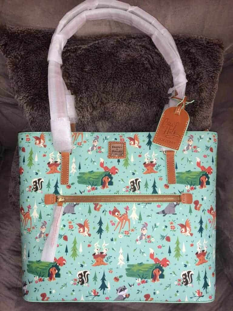 Bambi and Friends (Forest Friends) Shopper Tote by Dooney and Bourke