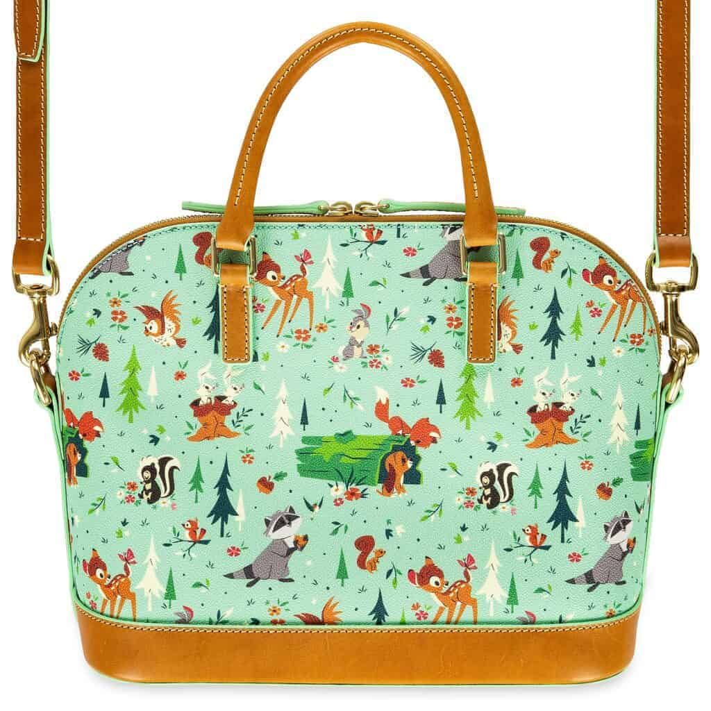 Bambi and Friends (Forest Friends) Satchel (back) by Dooney and Bourke