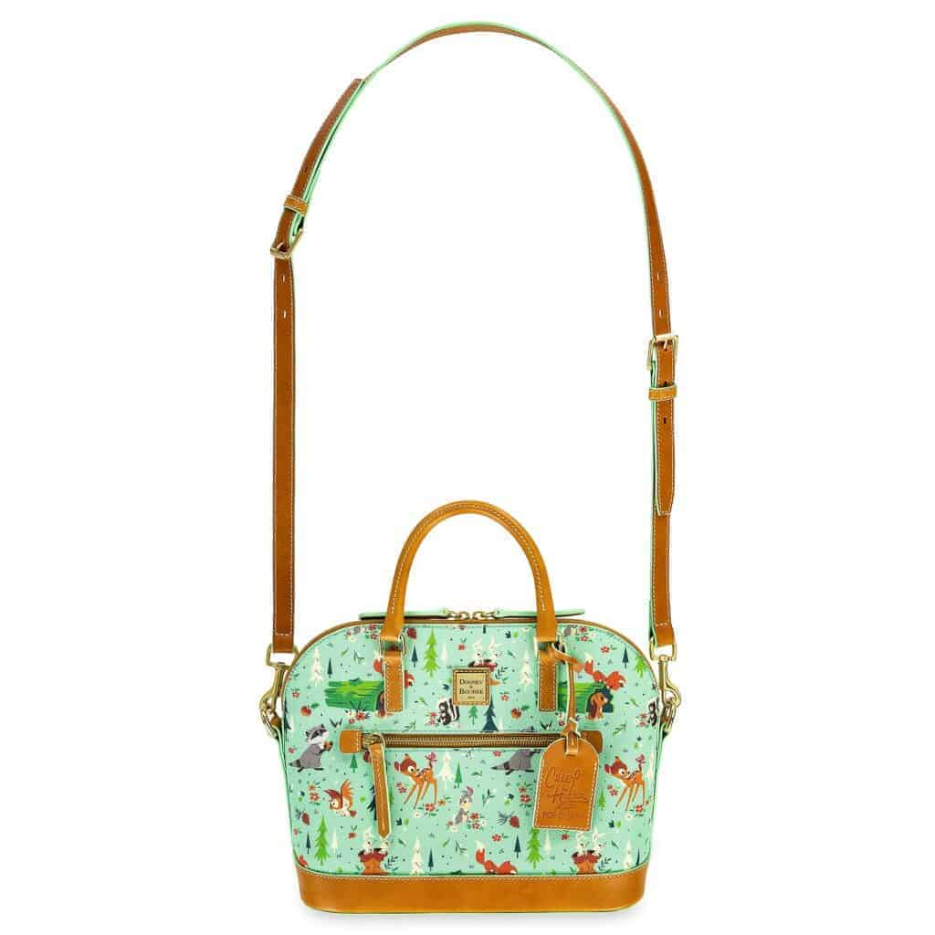Bambi and Friends (Forest Friends) Satchel (strap) by Dooney and Bourke