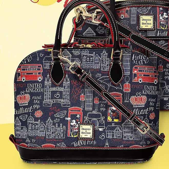 Disney Dooney Bourke United Kingdom Satchel
