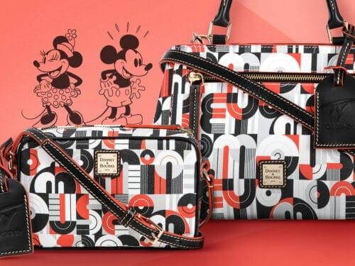 Geometric Mickey & Minnie