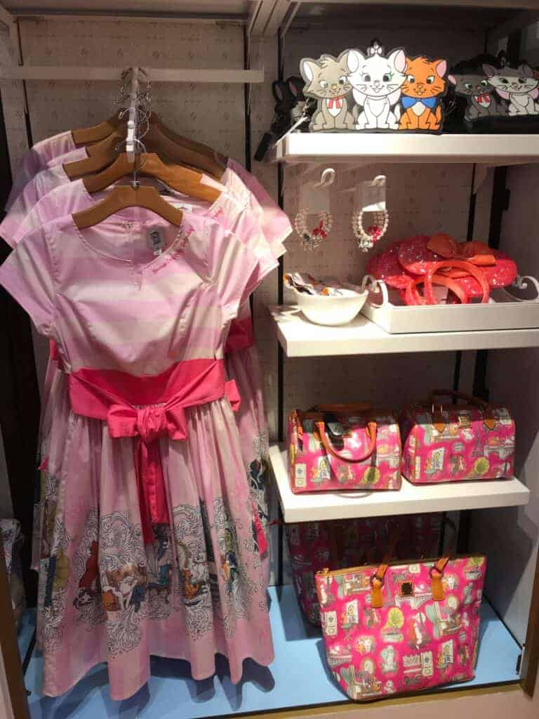 Aristocats Collection at Ever After in Disney Springs