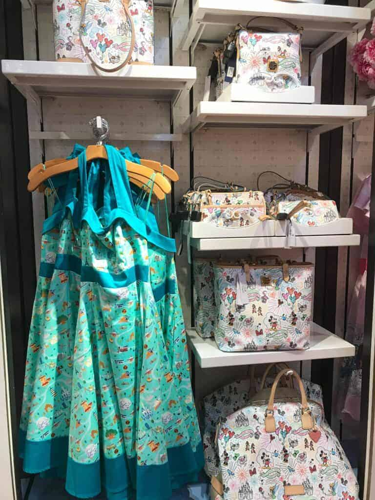 Disney White Sketch Collection at Ever After in Disney Springs