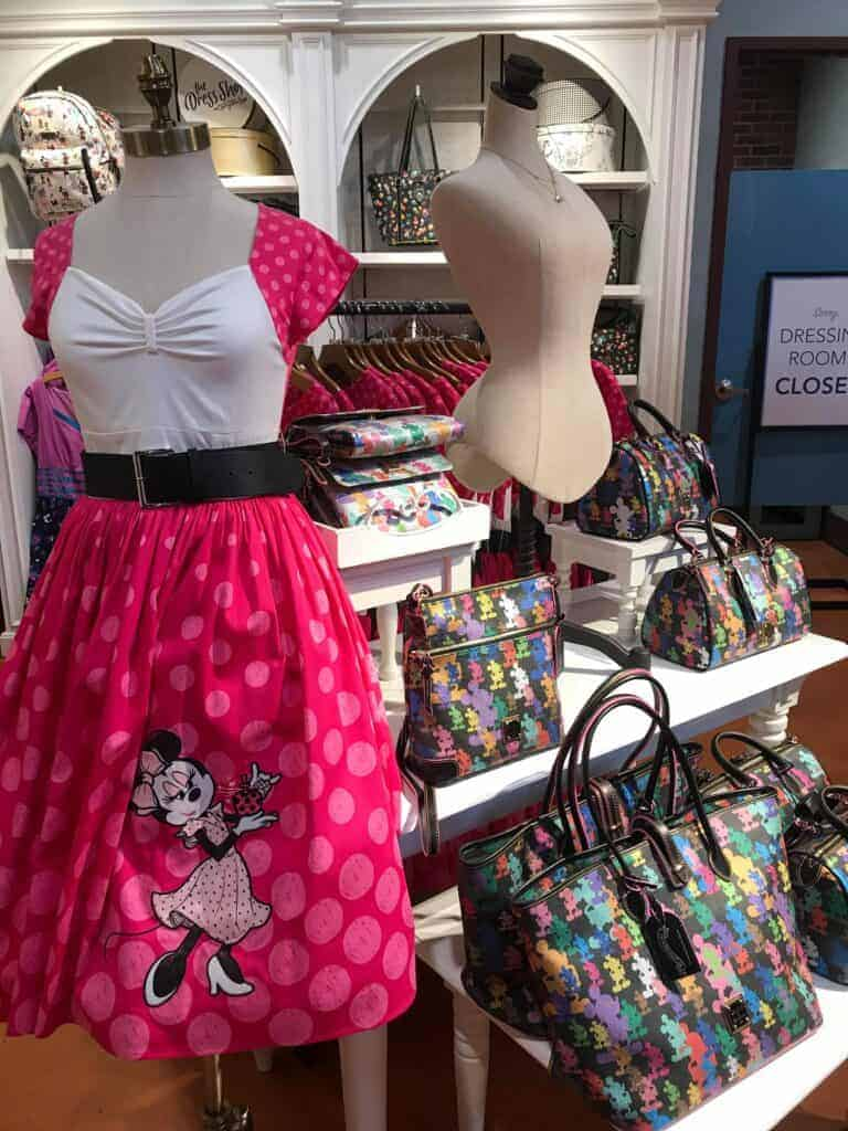 10th Anniversary Wonder Mickey Silhouettes Collection at Ever After in Disney Springs