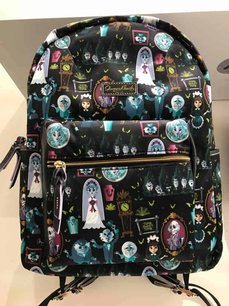 Haunted Mansion 2019 Backpack at Ever After in Disney Springs