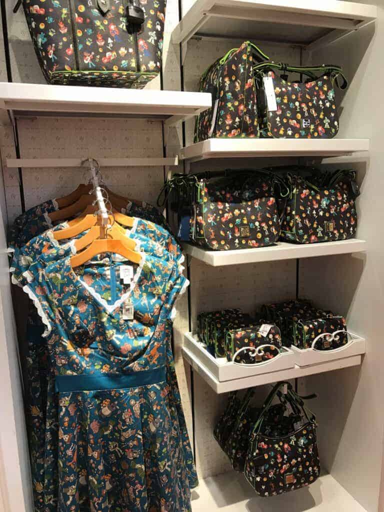 Pixar 2020 Collection at Ever After in Disney Springs