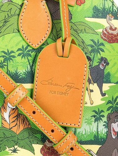 Jungle Book Susan Foy hangtag