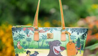 The Jungle Book Tote by Disney Dooney & Bourke