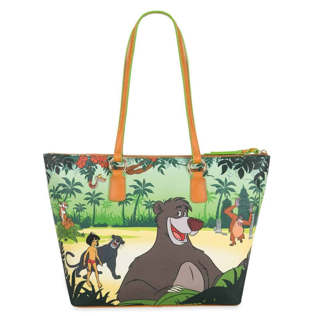 The Jungle Book Tote (back) by Disney Dooney & Bourke