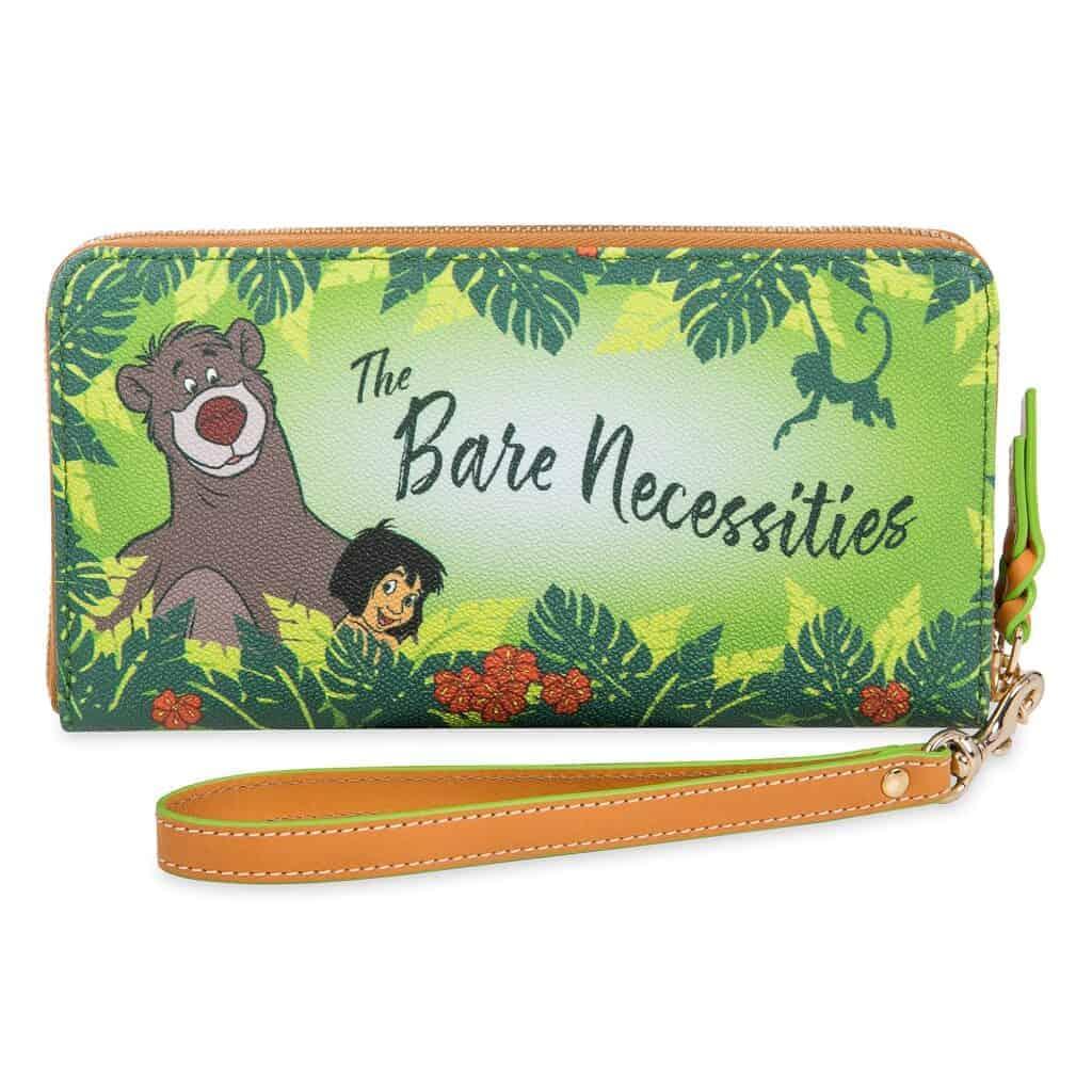 The Jungle Book Wallet (back) by Disney Dooney & Bourke