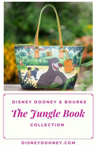 Pin me - Disney Dooney and Bourke The Jungle Book Collection