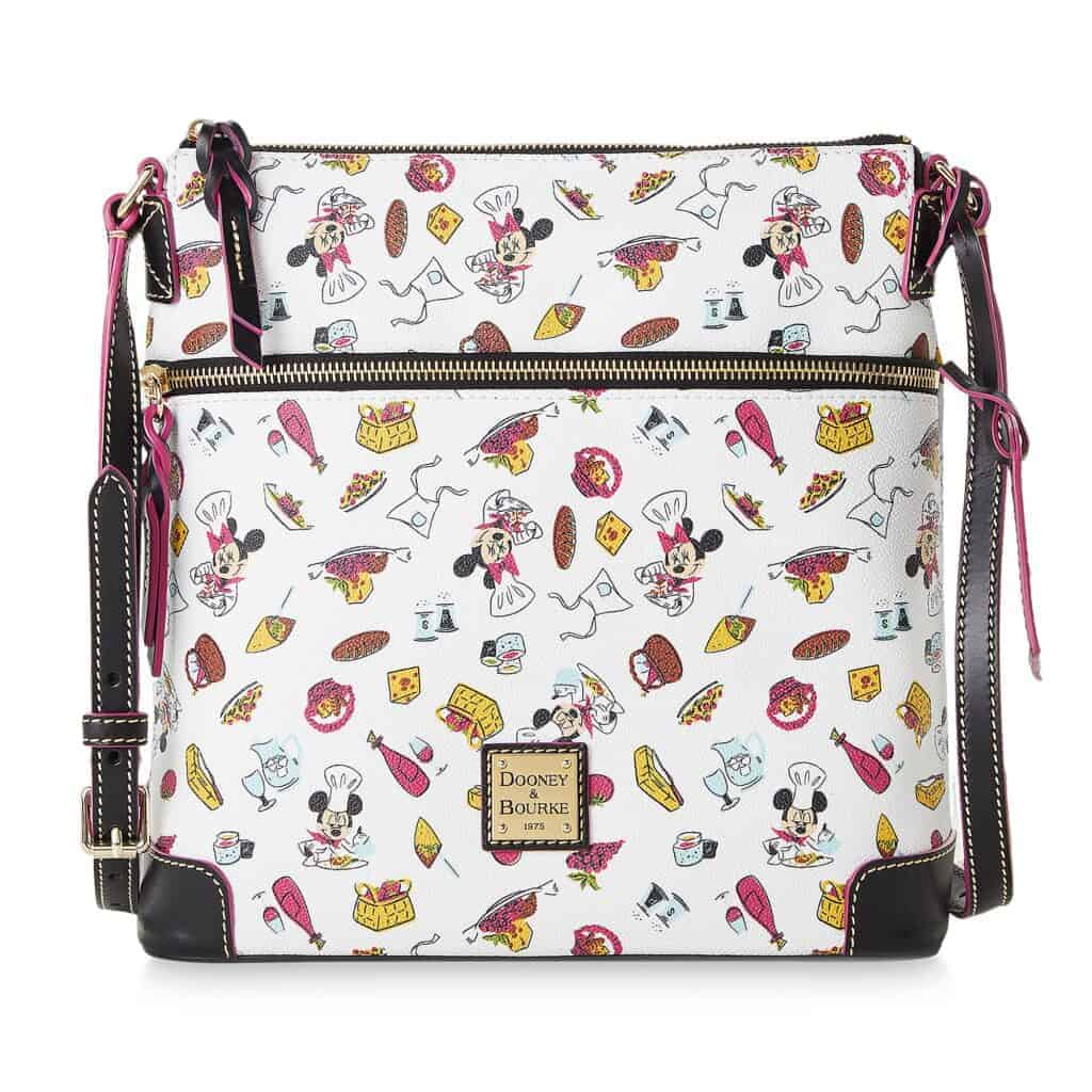 Food and Wine Festival 2020 Letter Carrier by Dooney & Bourke